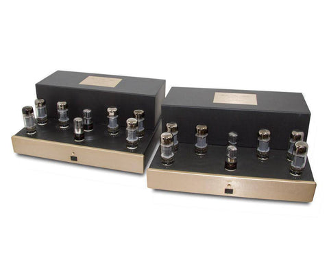 Golden Tube Audio SE-40SE Monoblock Pair (USED)