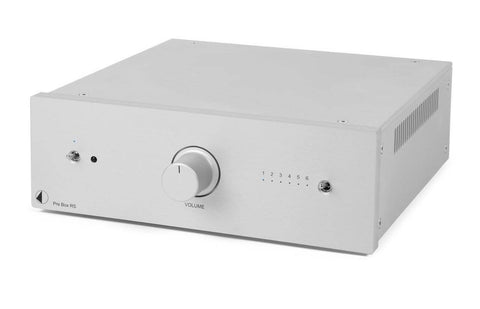 Pro-Ject Pre Box RS Hybrid Preamplifier