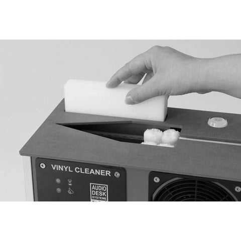 Audio Desk Vinyl Cleaner Machine Filter