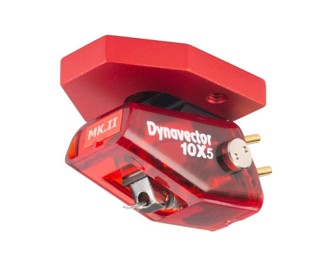 Dynavector 10X5 Mk II Moving Coil Cartridge