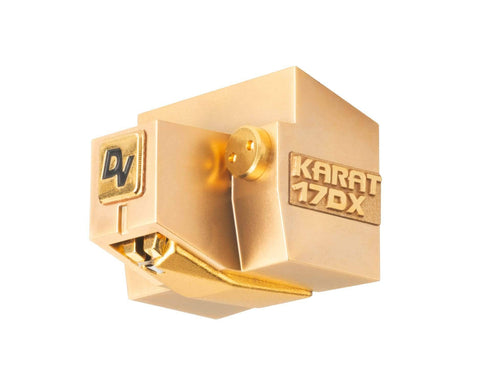 Dynavector 17DX Karat Moving Coil Cartridge