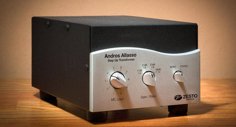 Zesto Audio Andros Allasso Step Up Transformer