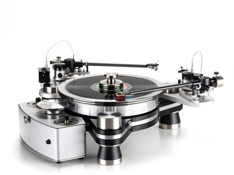 VPI Avenger Plus Turntable with JMW 12-3D Reference Tonearm