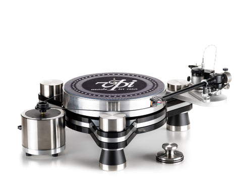 VPI Avenger Turntable with JMW 12-3D Tonearm