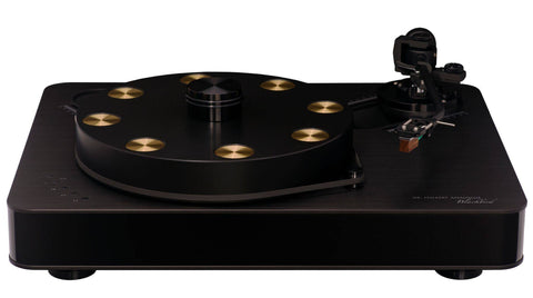Dr. Feickert Analogue Blackbird Turntable with Deluxe 12 Package
