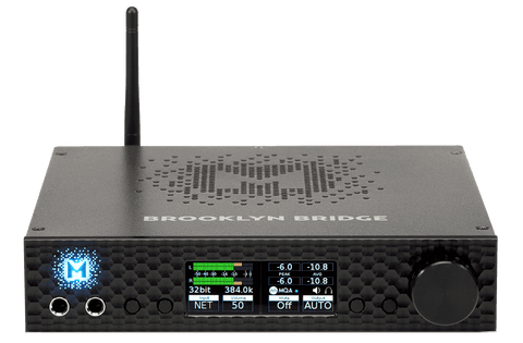 Mytek Brooklyn Bridge - Streaming DAC / Preamp / Phonostage / Headphone Amp