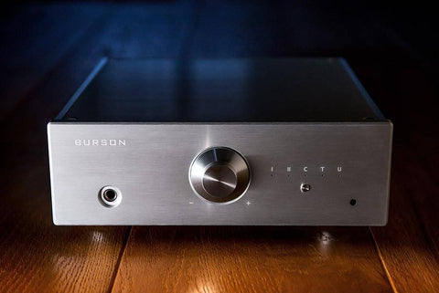 Burson Audio Conductor V2+ Headphone Amp & Preamp with Hi-Res DAC
