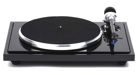 "EAT B-Sharp Turntable with 9"" B-Note Tone Arm, Dust Cover, and Ortofon 2M Blue Cartridge"