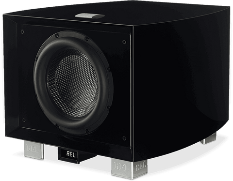 REL G1 Mk II Reference Subwoofer - Piano Black