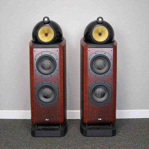 Bowers & Wilkins 802 Diamond Floorstanding Loudspeaker Rosenut - Pair (USED)