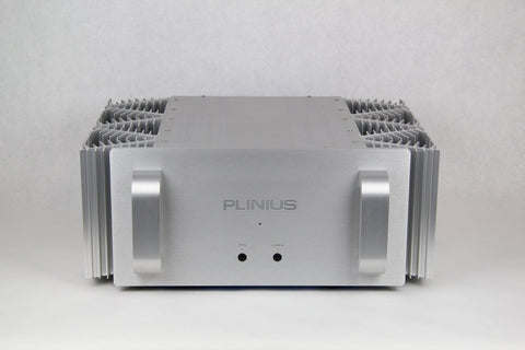 Plinius SA-103 Power Amplifier, Silver (USED)