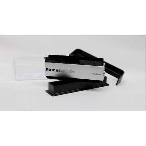 Kirmuss Audio Anti-Static Carbon Fiber Record Brush
