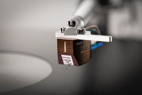 Clearaudio T Jubilee Panzerholz Moving Magnet Cartridge