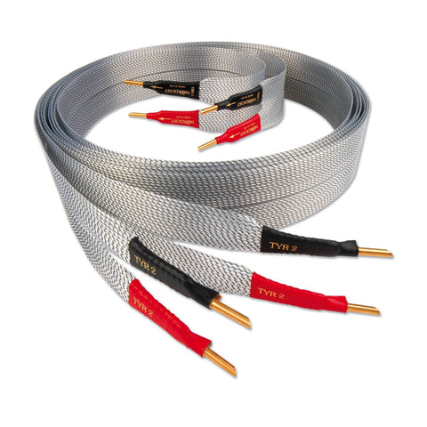 nordost tagged speaker cables upscale audio. Black Bedroom Furniture Sets. Home Design Ideas