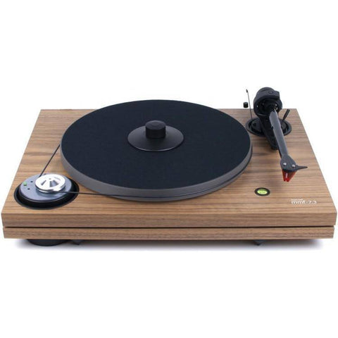 MUSIC HALL MMF-7.3SE Walnut Turntable