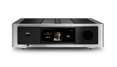 NAD M33 BluOS Streaming Integrated Amplifier / DAC
