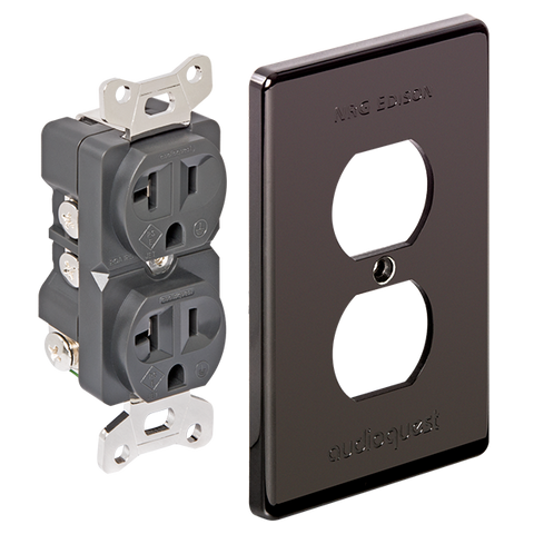 AudioQuest NRG Edison Duplex Wall Outlet