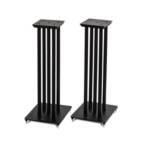 solidsteel NS Series speaker stands at Upscale Audio