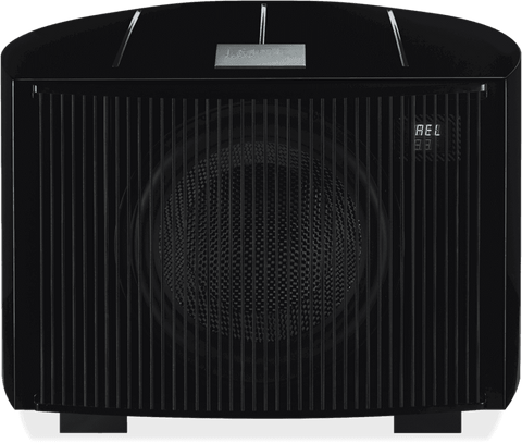 REL No. 25 Reference Subwoofer - Piano Black