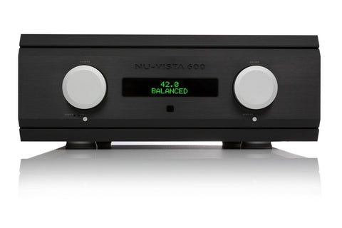 Musical Fidelity Nu-Vista 600 Integrated Amplifier (FACTORY REFURBISHED)