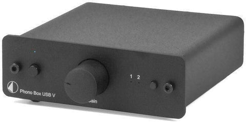 Pro-Ject Phono Box USB V MM/MC Phonostage
