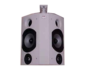 PSB Image 10S Surround Loudspeakers, White (pair)