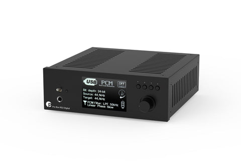 Pro-Ject Pre Box RS2 Digital Preamplifier