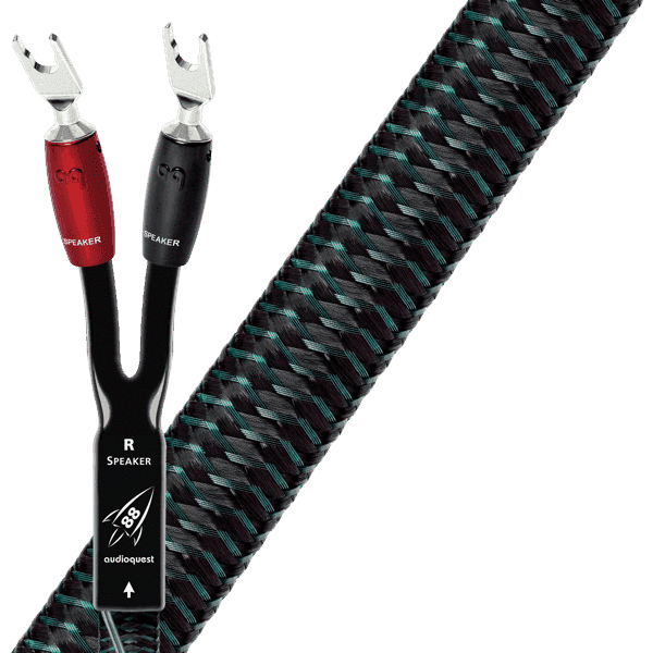 AudioQuest Rocket 88 Speaker Cable (pair)