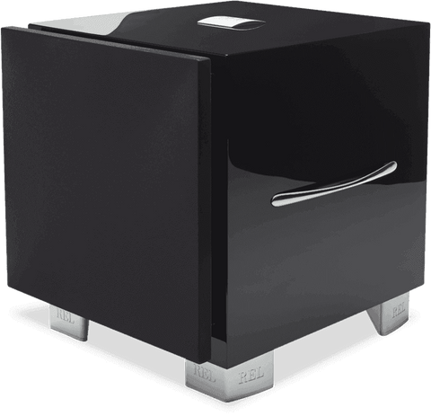 REL S/3 SHO Subwoofer - Piano Black