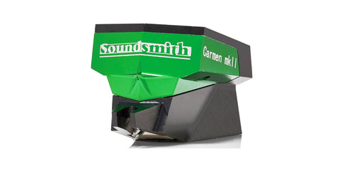Soundsmith Carmen Mk II ES Moving Iron Cartridge