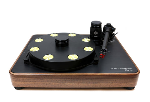 Dr. Feickert Trio SE Upscale Audio Exclusive Turntable