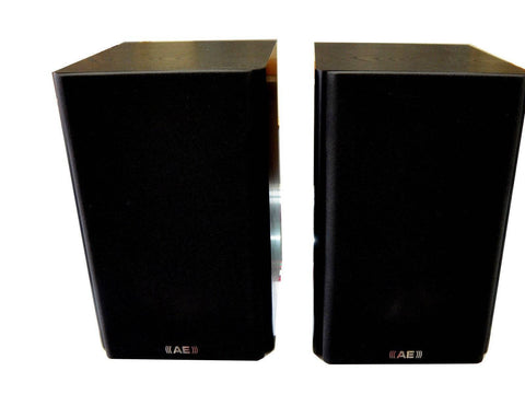 Acoustic Energy AESPRIT 300CK Loudspeaker, Black (pair)