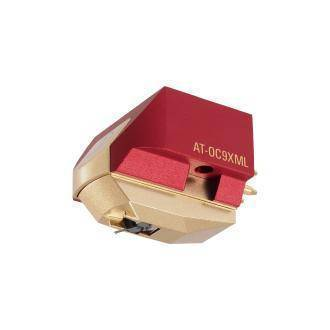 Audio-Technica AT-OC9XML Moving Coil Cartridge