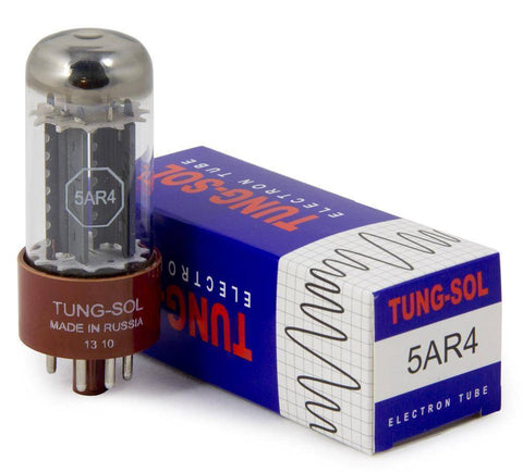 Tung-Sol New Production 5AR4 Rectifier