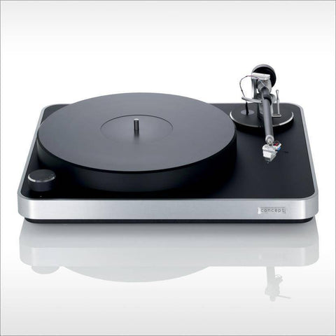 Clearaudio Concept Turntable Silver/Black
