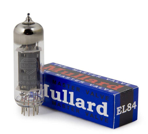 Mullard 6BQ5 / EL84 New Production