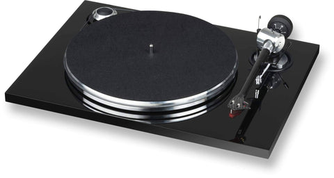 EAT Prelude Turntable w/ Ortofon 2M Red Cartridge