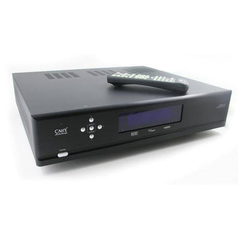 Cary Audio Cinema 11v Digital Video Processor