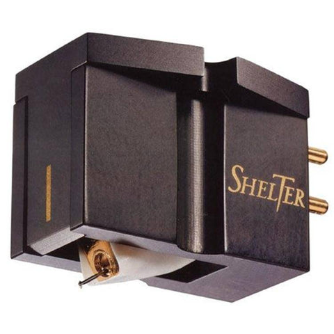 Shelter 501 III MC Cartridge - an Upscale Audio BEST BUY!