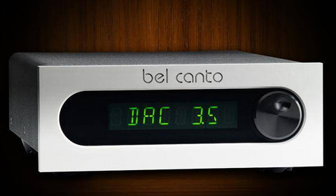Bel Canto DAC 3.5VB Mk II Digital Controller with VBS1 Power Supply & LightLink