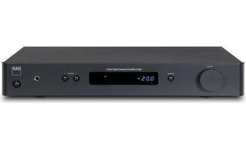 NAD C 328 Integrated Amplifier / DAC