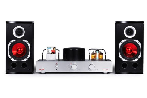 Fatman iTube Red-i iPod Dock and Tube Amplifier
