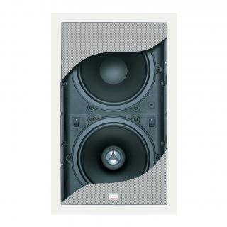 PSB M6x6.1 Square In-Wall Loudspeakers (pair)
