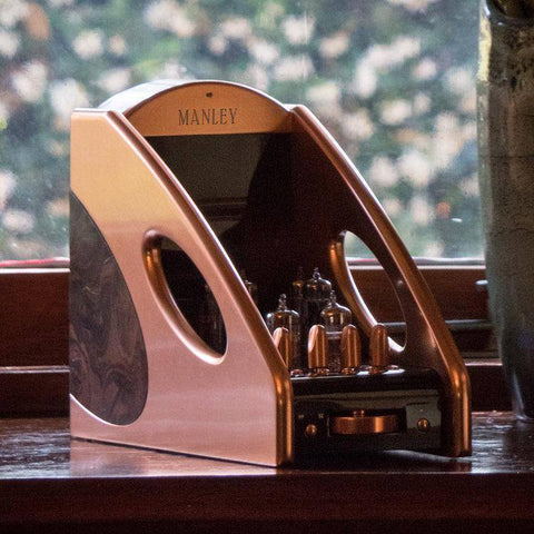 Manley Labs Absolute Headphone Amplifier