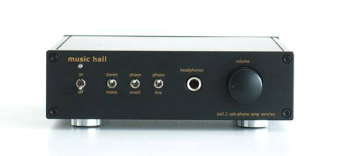 Music Hall pa2.2 Phono Stage