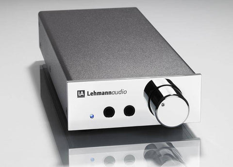 Lehmann Linear D Headphone Amplifier