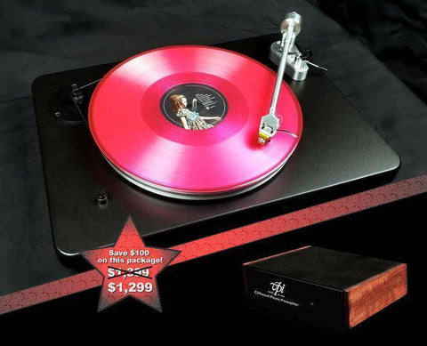 VPI Cliffwood Turntable & Phonostage Package