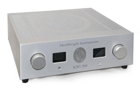 Modwright KWI 200 Integrated Amplifier (USED)
