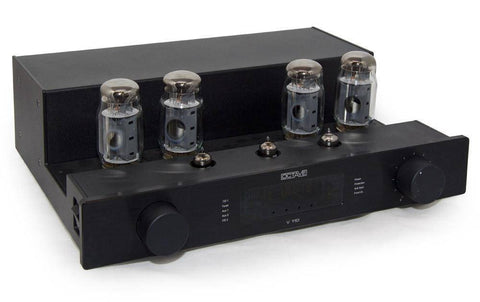 Octave V110 Integrated Amplifier with Optional Black Box Power Supply (USED)