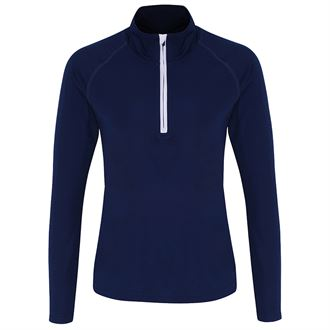 Women's TriDri® performance ¼ zip